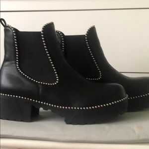 "EGO official ""Tilda studded ankle boot"" size US10"